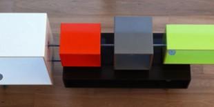 Cu ocazia noii expozitii din Galeria Granville din Paris, designerul Jean-Baptiste Siberin-Blanc si artistul Come Mosta-Heirt au colaborat in procesul creativ luandu-si inspiratia din lucrarile realizate de celalalt. Rezultatul a costat in colectia realizata din materialul HI-MACS® a designerului Jean-Baptiste Sibertin-Blanc, alcatuita din 3 piese: o consola, un corp de oglinda si un corp de iluminat.  Culorile si proprietatile materialelor[…] Mai mult…