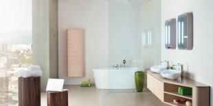 """Colectia de mobilier de baie """"Le Muse"""", proiectata de arhitectul italian Francesco Lucchese pentru brandul international Toto Indonesia a fost lansata simultan in Singapore si in Indonezia in luna aprilie a acestui an. Zona de baie in cultura indoneziana este caracterizata prin spatii generoase, din aceasta cauza sunt necesare solutii de design ce inglobeaza corpuri cu dimensiuni putin peste medie pentru[…] Mai mult…"""