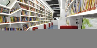 Materialul solid HI-MACS® porneste la drum sub forma unei biblioteci mobile, un proiect sustinut de orasul Heilbronn din Germania. Ideea a aparut ca urmare a necesitatii de a renova biblioteca mobila existenta in Heilbronn, ce a strabatut soselele inca din 1981 oferind sprijin educational scolilor primare, gradinitelor si cartierelor din oras. Biroul de arhitectura si design LINIE ZWEII, cu sediul in[…] Mai mult…