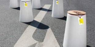 Clasicele lanterne in forma de ciuperca ale anilor 1960 au acum o noua utilizare: acestea au fost transformate in scaune cunoscute sub numele de Statthocker. Cand carcasele dure de plastic au fost indepartate pentru a face loc diodelor cu consum redus de energie, Bielefeld si designerii de interior Oliver Bahr si Bastian Demmer au avut ideea de a le refolosi[…] Mai mult…