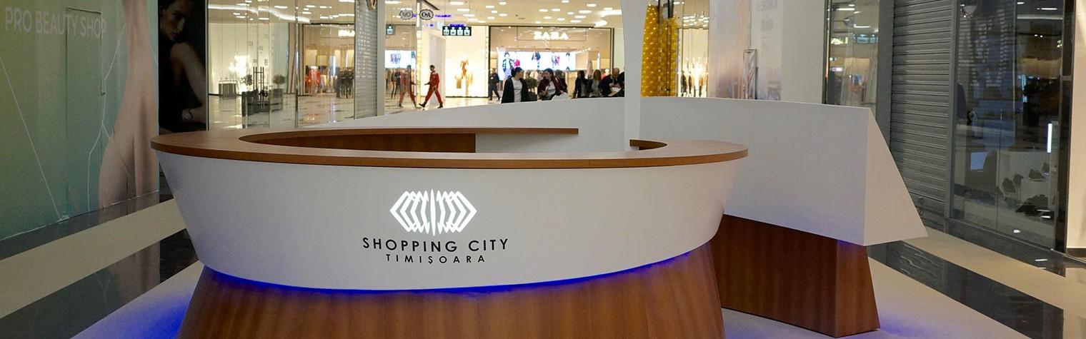 Shopping City Timișoara