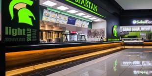 mobilier pentru food court